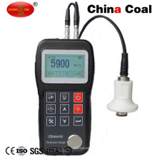 Digital Ultrasonic Chrome Zinc Coating Thickness Gauge